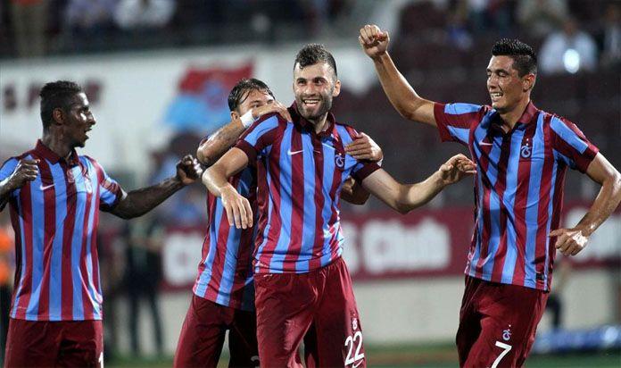 Trabzonspor tur kapısını araladı.