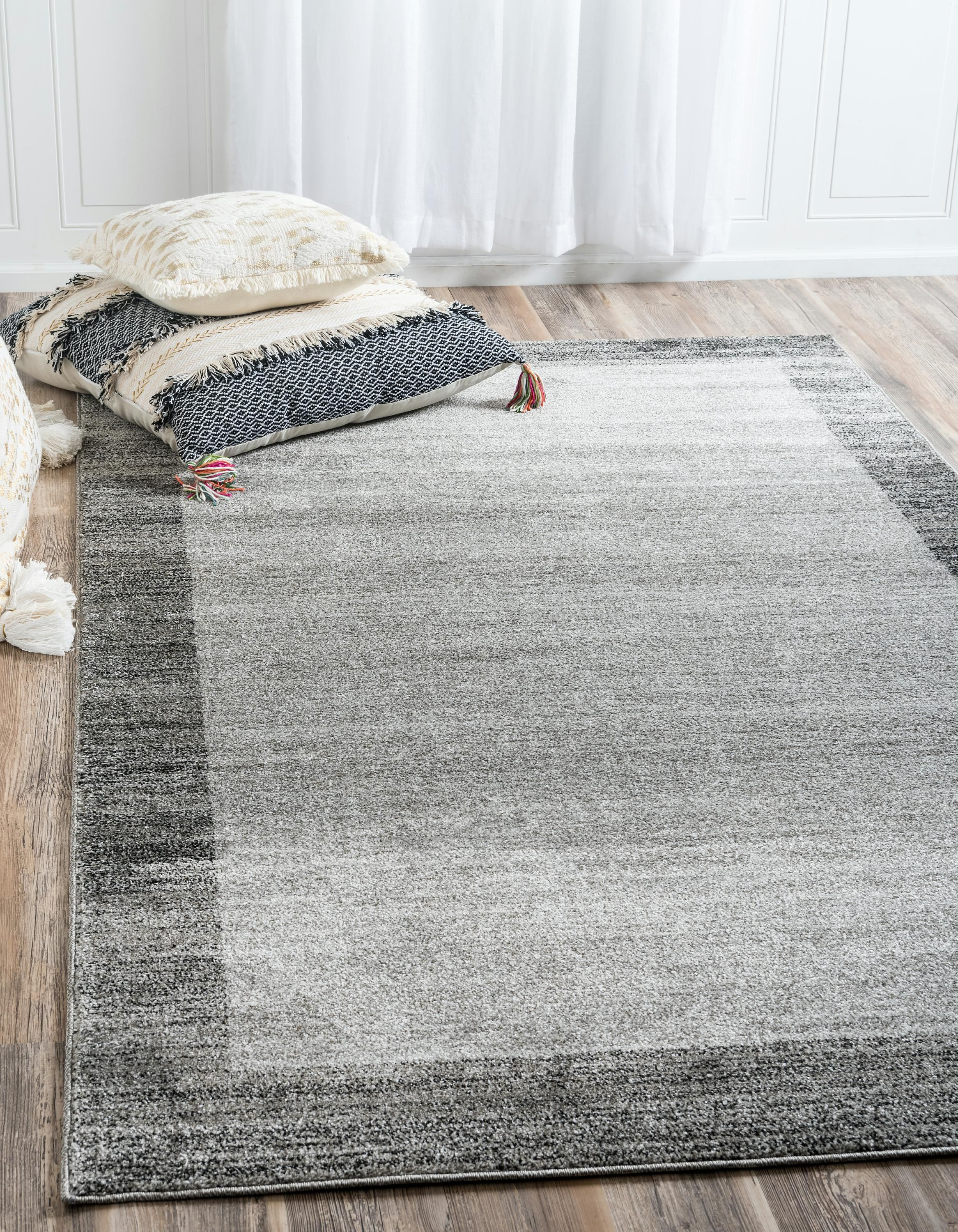 Light Gray 7 X 10 Loft Rug Area Rugs Erugs