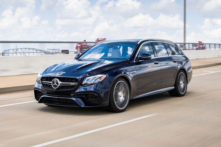 2018 Mercedes-AMG E 63 S Track Drive: Hammer 'n Tongs — MOTORTREND #mercedesamg