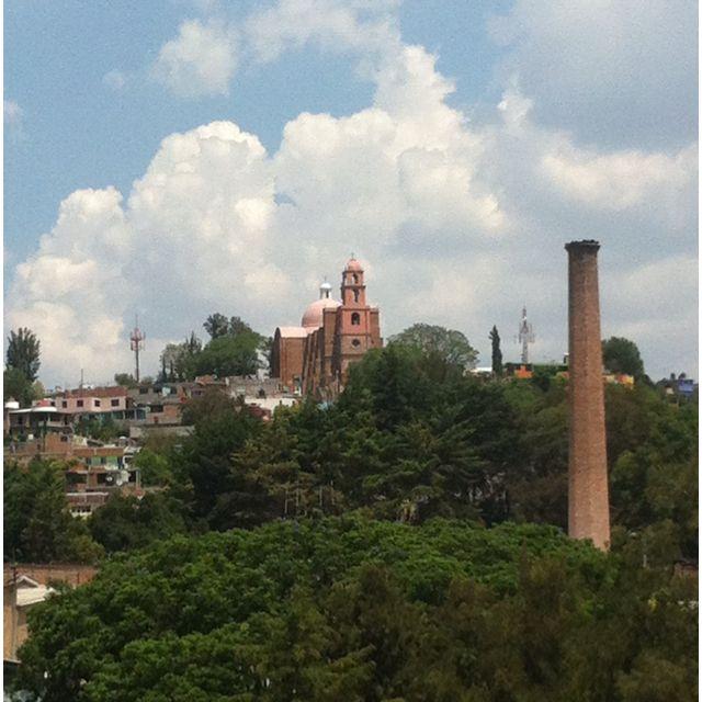 Pin On Templos Estago De Hidalgo Mexico