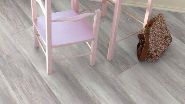 Lame Pvc Clipsable Gerflor Senso Lock Plus Xl 55 0730 Haven White Bricoflor Vinyl Flooring Home Decor Pvc