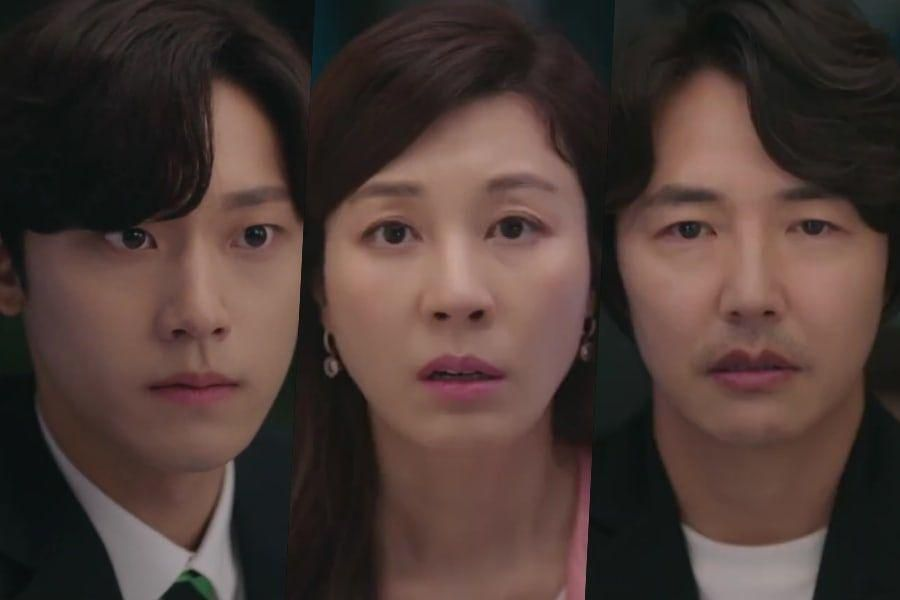 "Watch: Lee Do Hyun, Kim Ha Neul, And Yoon Sang Hyun Embark On A Strange Romance In ""18 Again"""