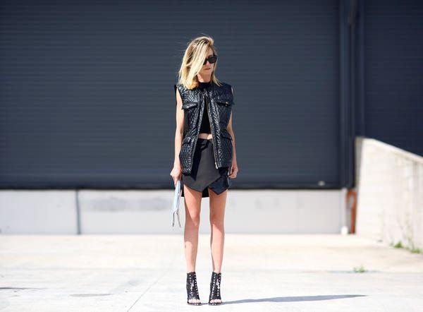 Black Friday- the hemline on the skirt.  Fab
