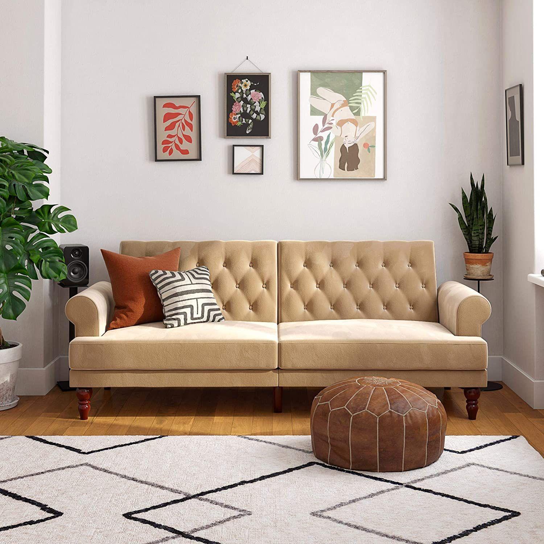 Sofa Ivory 370 Convertible Couch Sofa Amazon Sofa