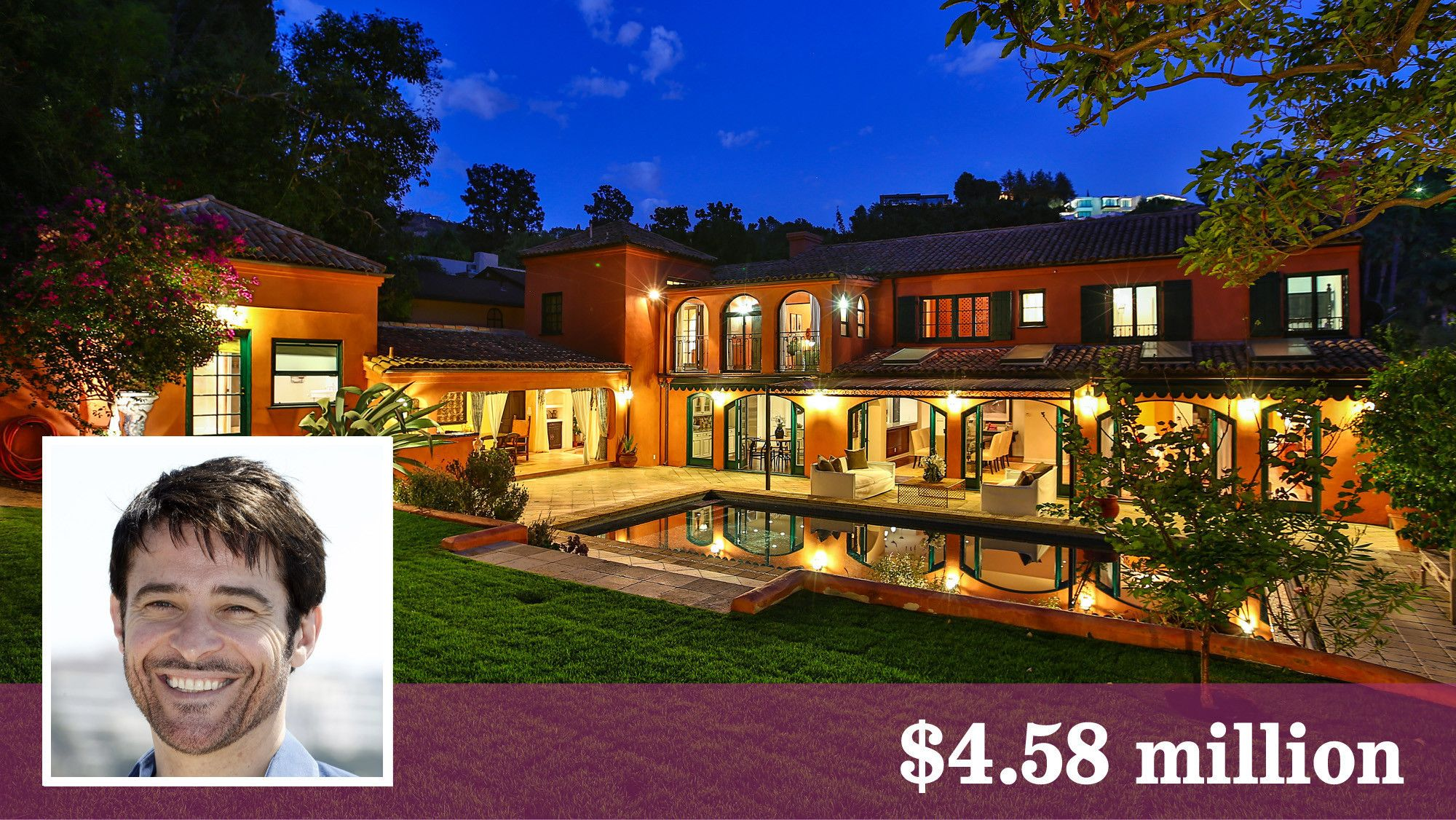 'Extant' and 'ER' actor Goran Visnjic puts his Hollywood Hills showplace on the market …