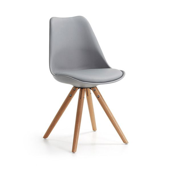 Lars Chair By Laforma Chair Leather Dining Chairs
