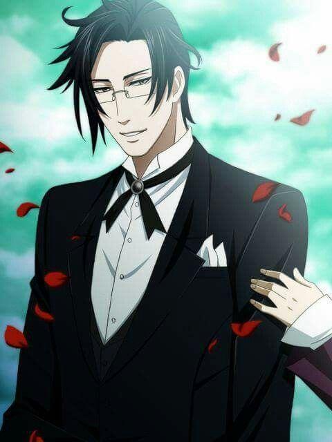 Claude | Kuroshitsuji (Black Butler) | Black butler, Black