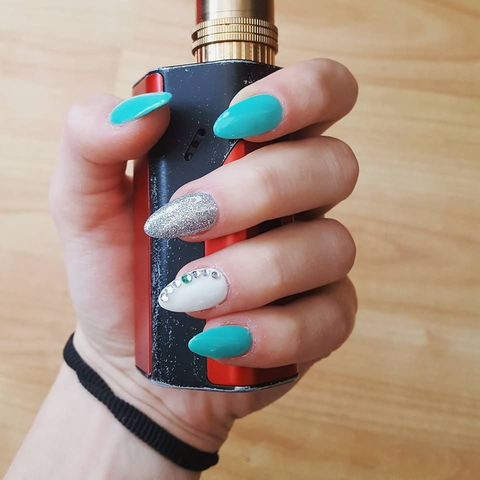 Pin by Aga Biuro on Paznokcie | Nails, Beauty