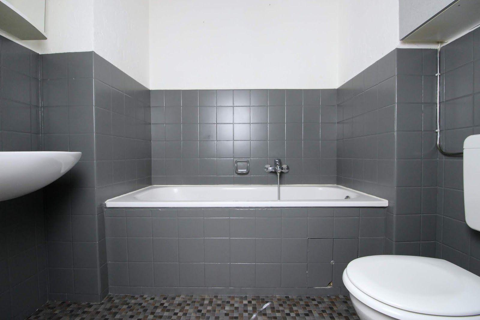 Diy Badezimmer Make Over Einfaches Recylcing Mit Der Schoner Wohnen Pep Up Renovierfarb Badezimmer Im Erdgeschoss Badezimmer Renovieren Badezimmer Streichen