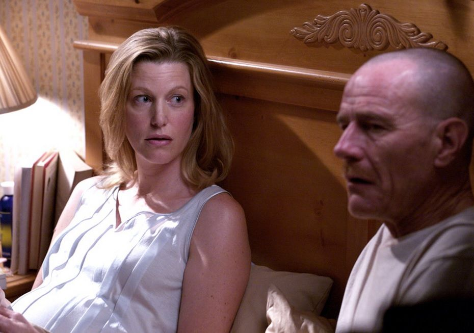 Breaking Bad Season 2 Episode 3 Bit By A Dead Bee Skyler White Anna Gunn And