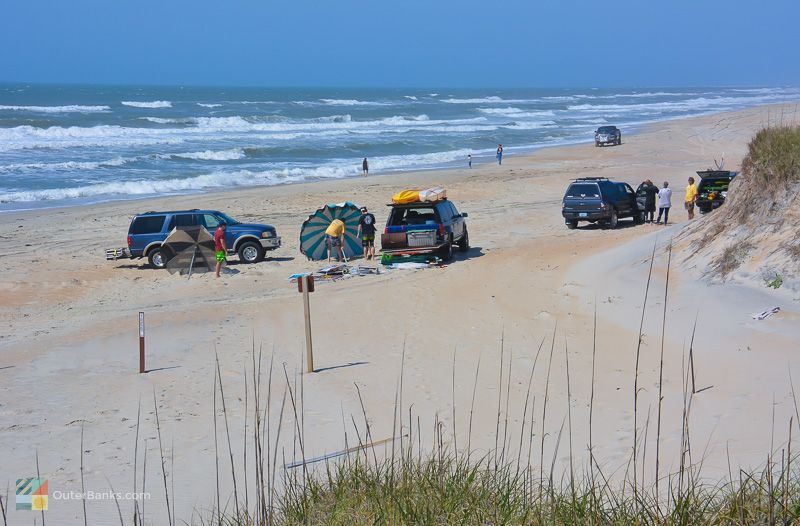 4x4 Beach Access Offers Convenient To Your Gear