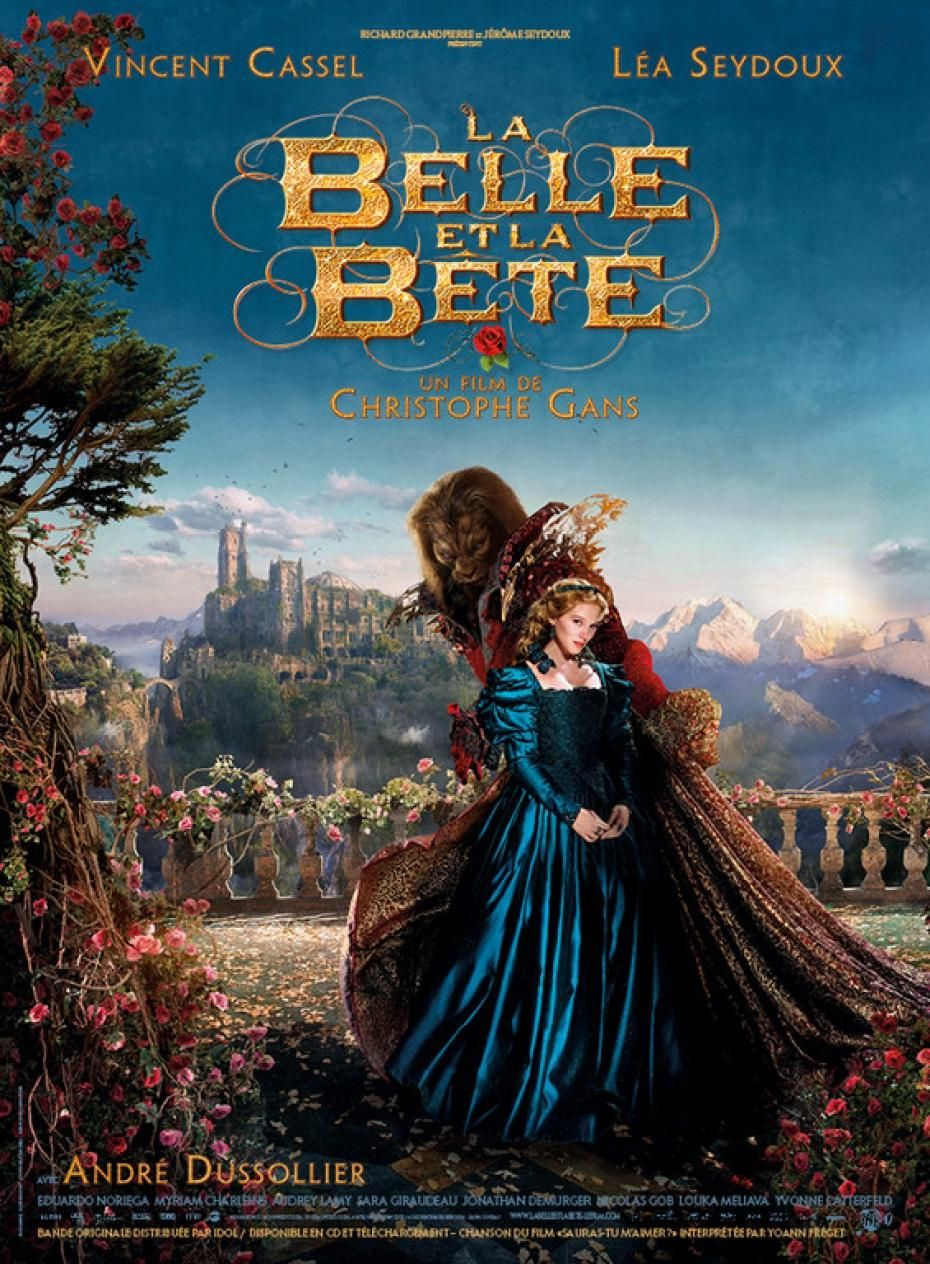 Image result for la belle et la bete 2014