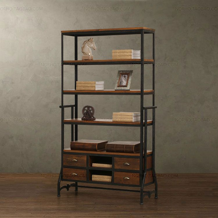 storage kitchen breakfast bookshelf mounted metal inspiring wrought wall iron unit shelves brackets bookcases bar