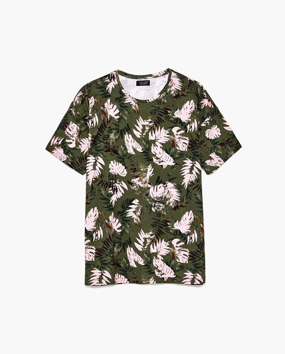 adea53b4 TROPICAL T-SHIRT - Available in more colours | summer 2018 reffer ...