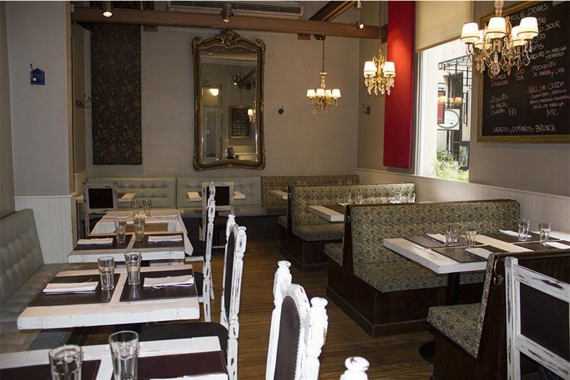 Prueba de galería destacada  Un restaurante súper exclusivo para darte el gusto y comer rico. Foto: Agustina Ferreri