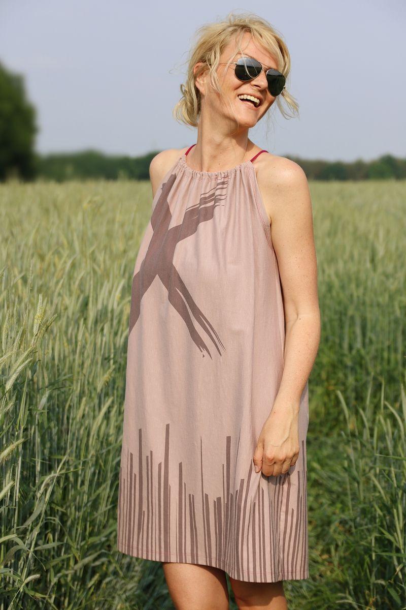 Dana Cross - Hängerchen mit Minitutorial | Sommerkleid ...