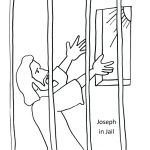 Interesting Joseph In Prison Coloring Pages Print 8 Pics ...