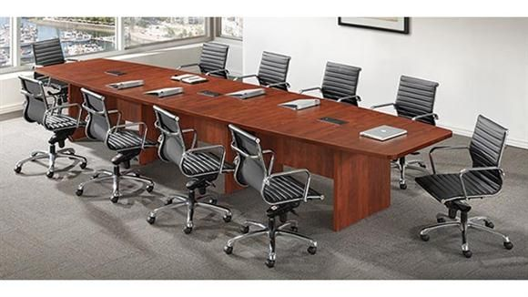 14 Boat Shaped Conference Table By Office Source Office Furniture Furniture Small Office Furniture