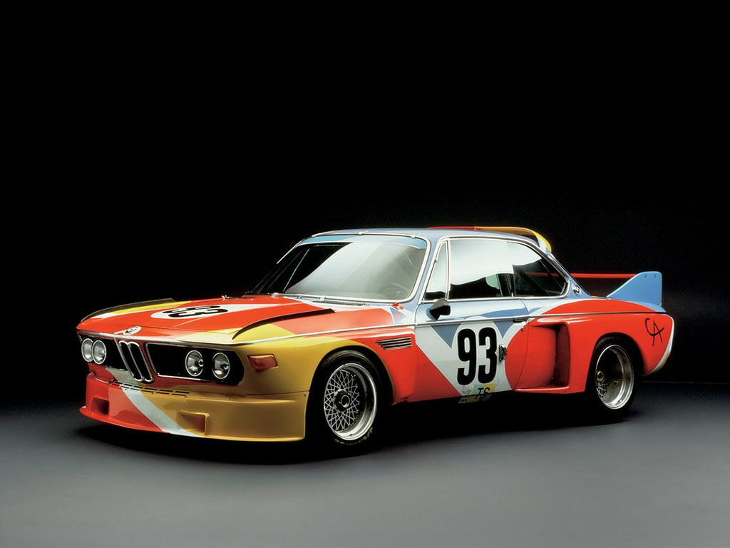 BMW_CSL_1975_Art_Car_by_Alexander_Calder
