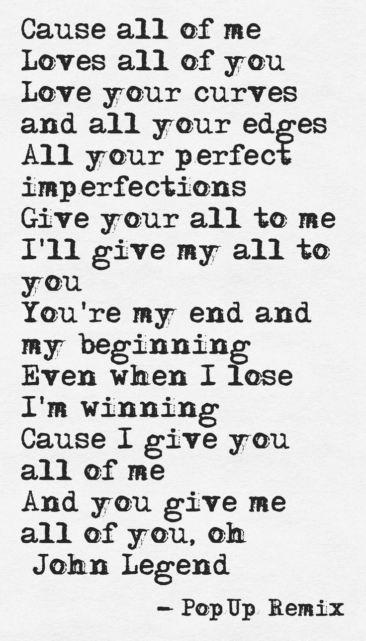 Thank You John Legend For Music Awesomeness And Beautiful Lyrics