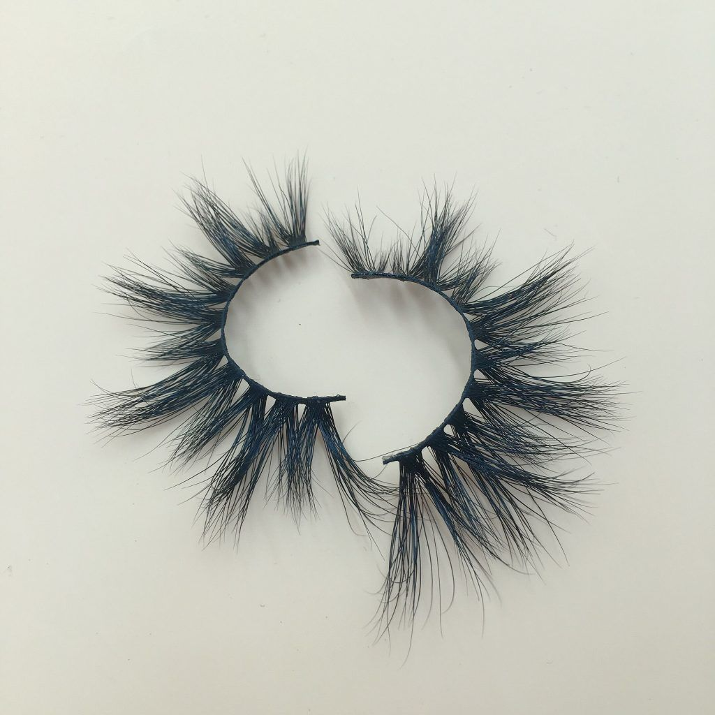 Eyelash Vendors USA Wholesale 3D 25mm Mink Strip Lash
