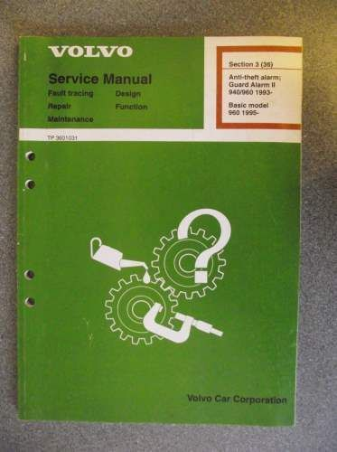 owner manual volvo 960 best setting instruction guide u2022 rh merchanthelps us 1996 volvo 960 owners manual 1995 volvo 960 owners manual