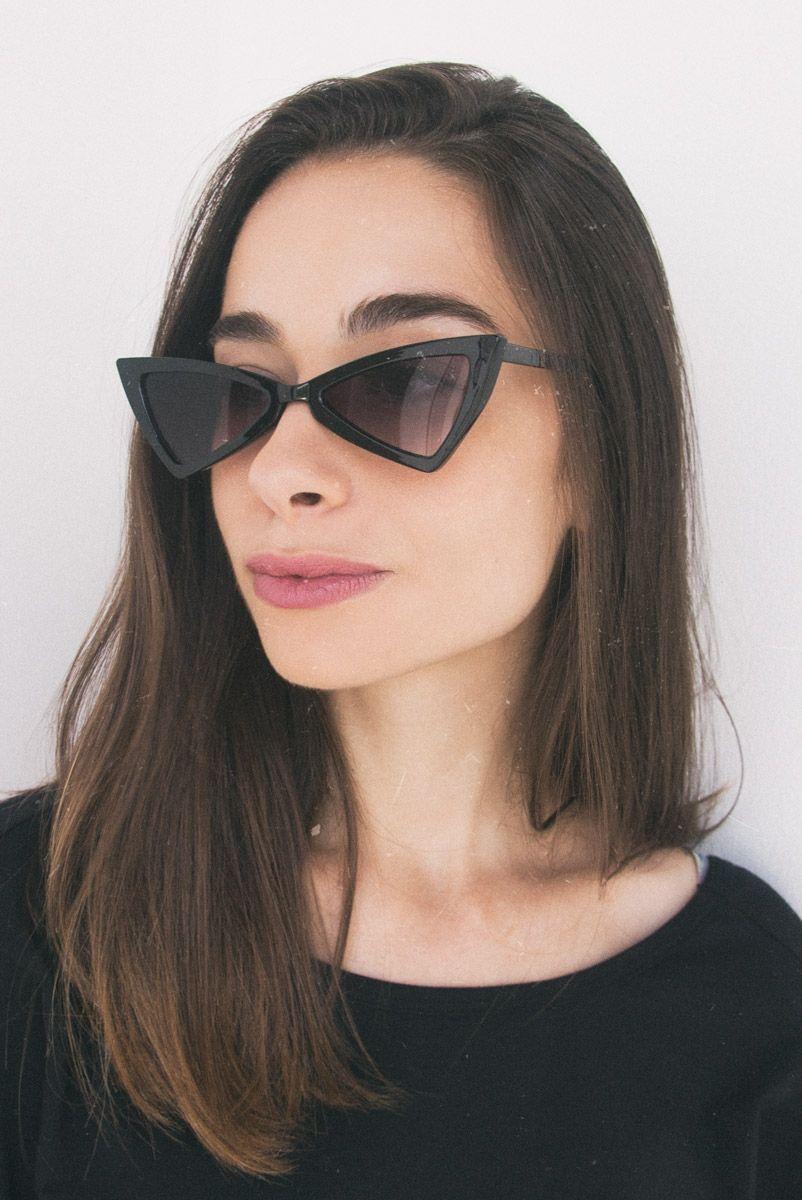 6a49229f7 Oculos Gatinho Triangle Vintage | oculo en 2019 | Óculos, Óculos ...