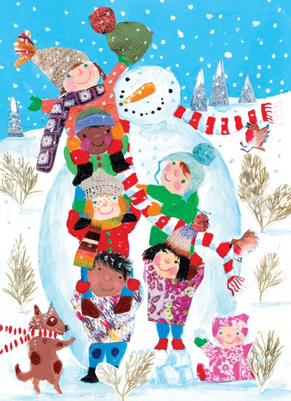 Unicef Christmas Cards.Unicef Christmas Card Joy Of The Season Unicef