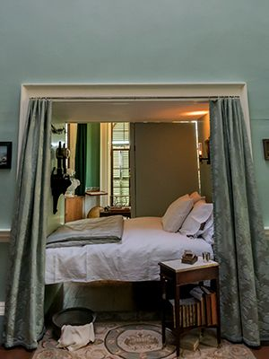 Monticello Bedroom Set : monticello, bedroom, Thomas, Jefferson, Jefferson's, Monticello, Dream, House, Rooms,, Bedroom, Rooms