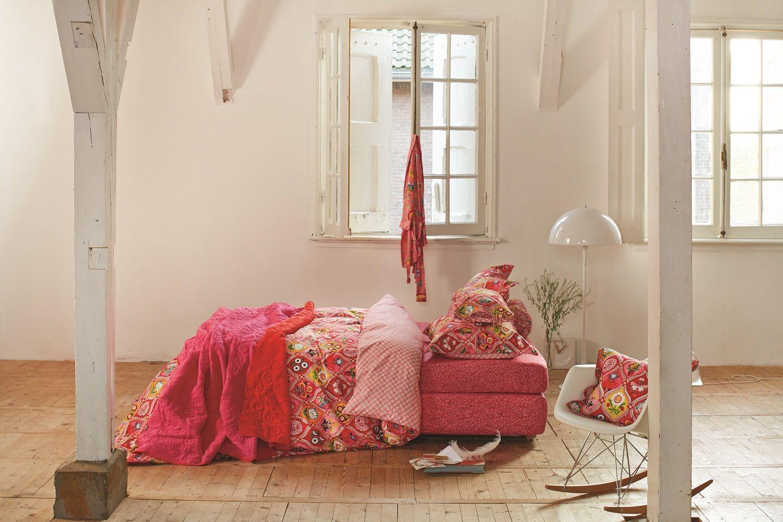 pip studio dekbedovertrek fairy tiles :: perkal-katoen, Deco ideeën
