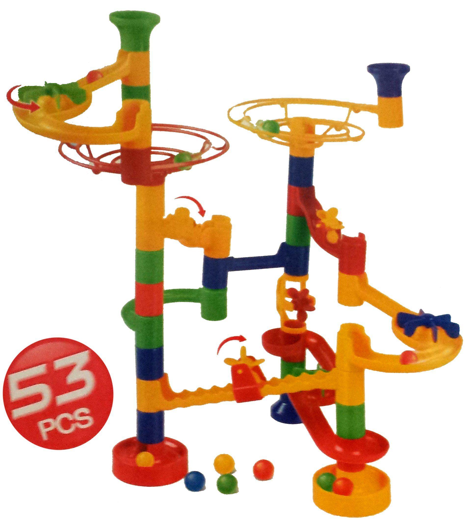 Galt Toys Mega Marble Run Amazon Toys & Games