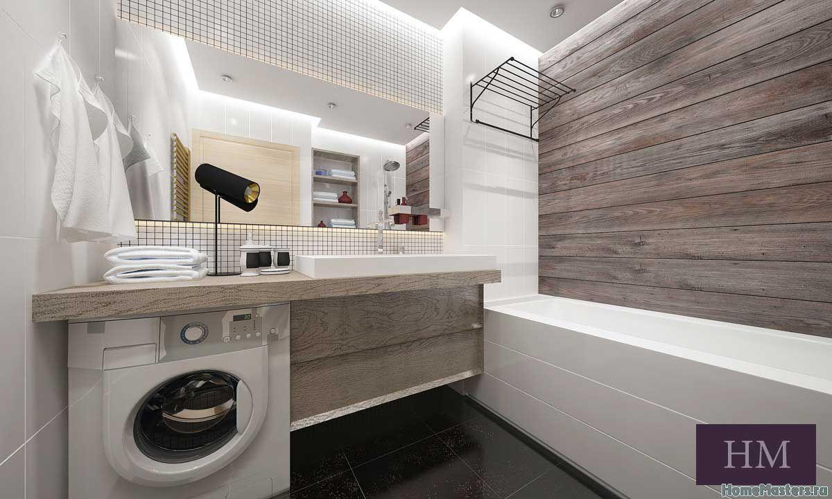 Ванная комната из дерева своими руками фото 796