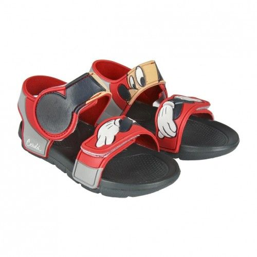 Californiana Playa Niño Mickey 3047 Sandalias Playa Zapatos Para Niñas Mickey Mouse