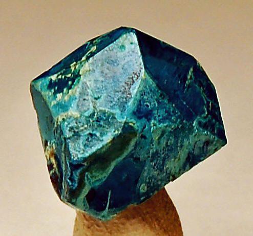 Shattuckite Psm After Cuprite Kambove Katanga Congo Drc Size 1 X 1 X 1 Cm Stones And Crystals Crystals And Gemstones Minerals And Gemstones