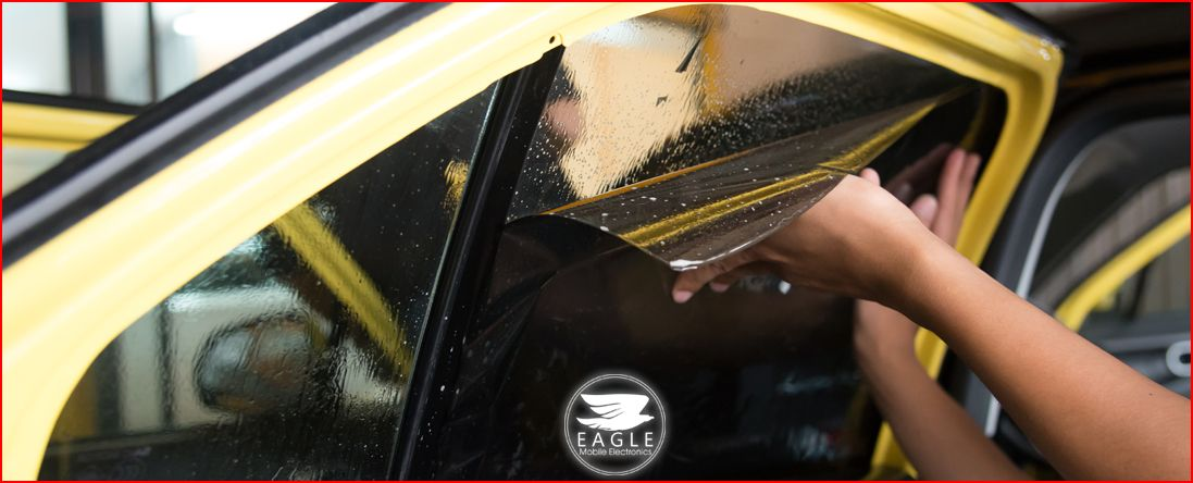 Window Tinting at Eagle Mobile Electronics