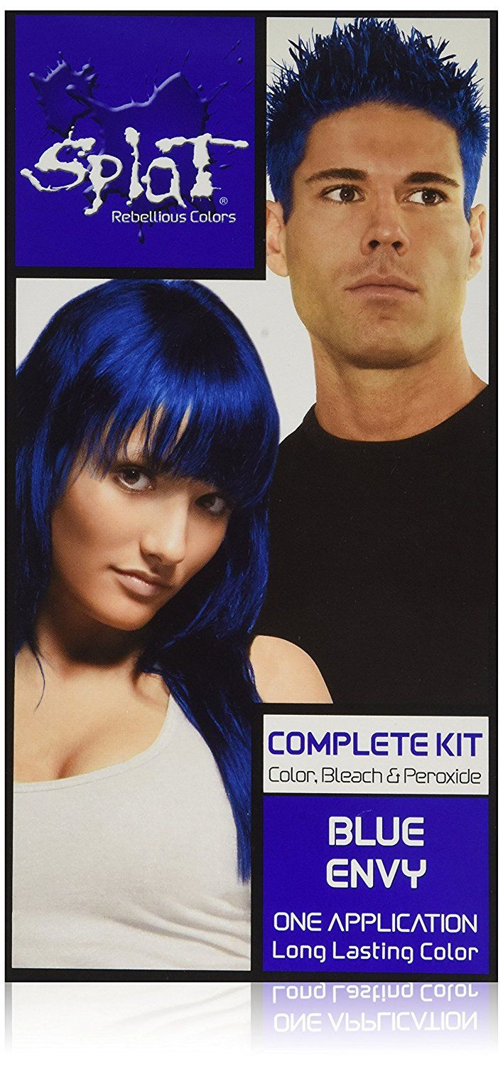 Splat Splat Singles 12 Pack Display Blue Envy Learn More By Visiting The Image Link How To Make Hair Hair Color Envy
