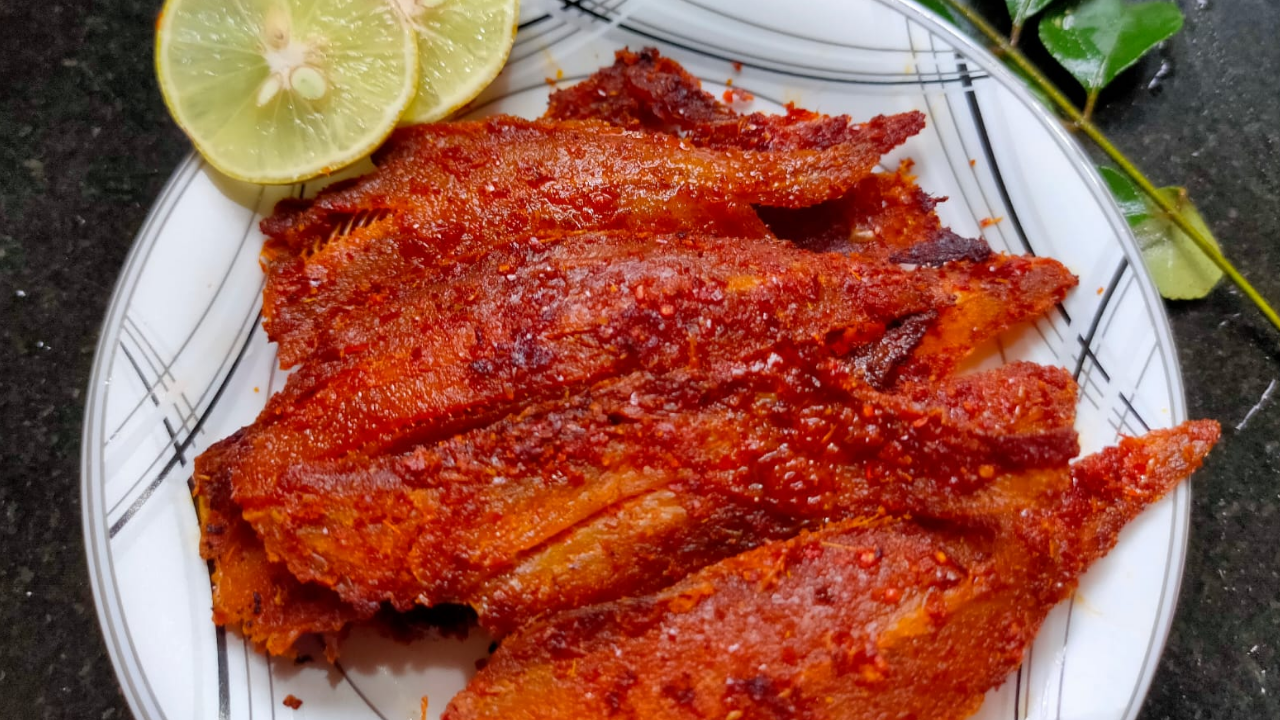 Dry Fish Fry Nungel Meen Fry Fried Fish Fancy Dishes Fries