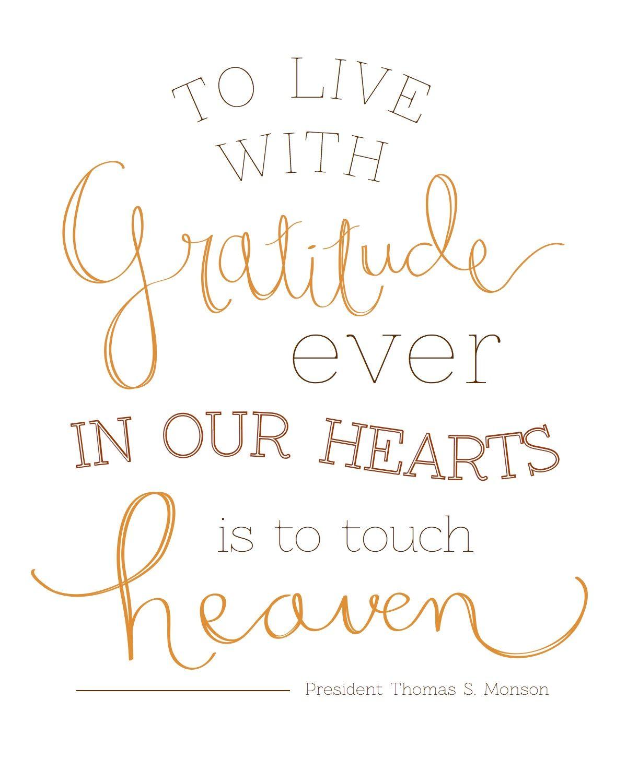 Gratitude Free Printables Gratitude quotes, Thanksgiving
