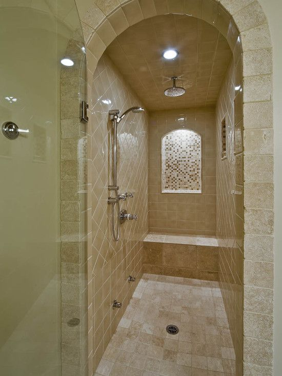 Open Tiled Showers Design Pictures Remodel Decor And Ideas Page 5