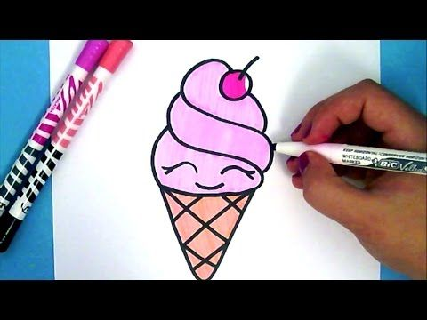 Comment Dessiner Une Cerise Kawaii Dessin Super Facile