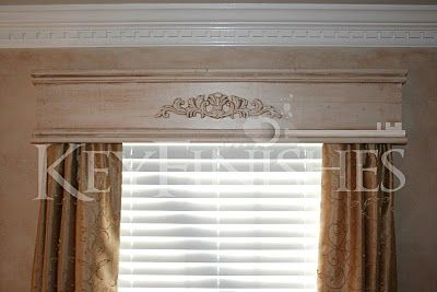 Cornice Boards Wood Cornice Boards Were Created To Add