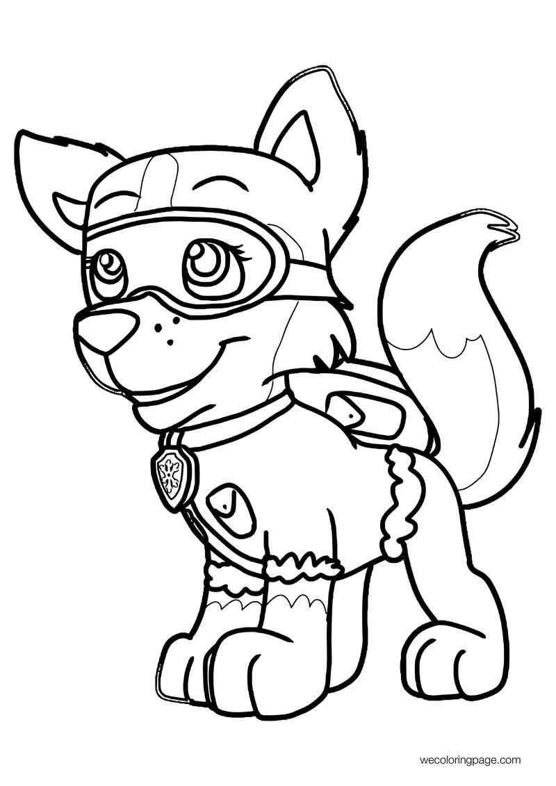Rush To The Rescue With Wagging Tails Coloring Page In 2020 Paw Patrol Coloring Pages Paw Patrol Coloring Coloring Pages