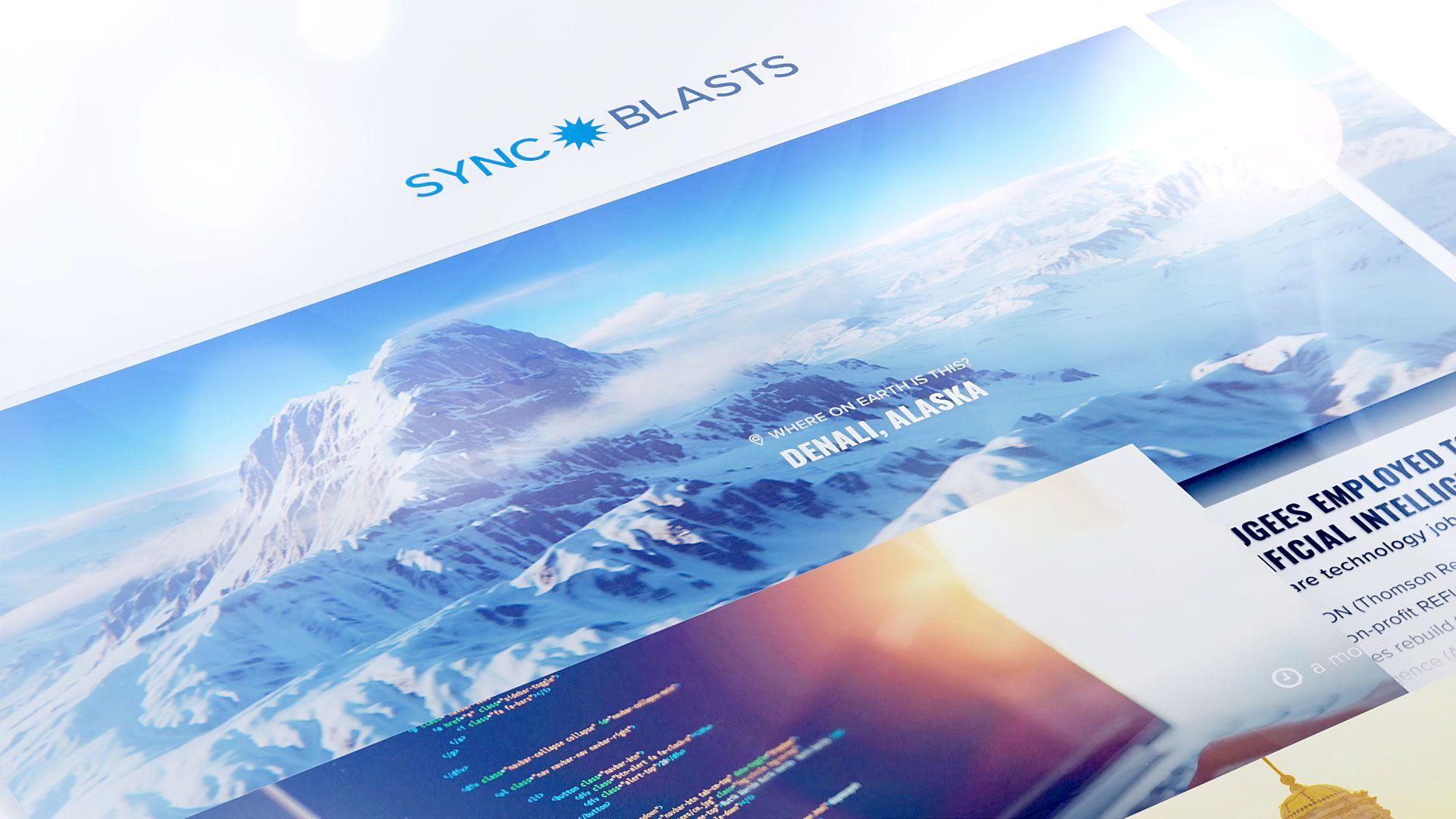 Syncblasts