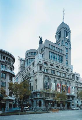 Círculo De Bellas Artes Madrid Madrid España Viajar Por España Imagenes De Madrid