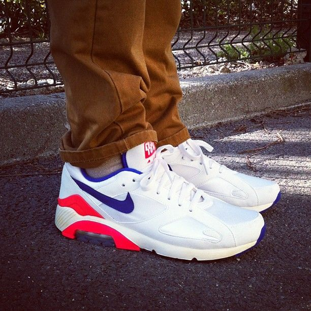 buy popular 37400 88c9f Nike Air Max 180 OG! That was like my first pair of Nikes )