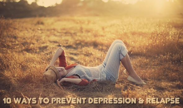 Depression and Relapse - 10 Ways to Prevent It | Bellaboo
