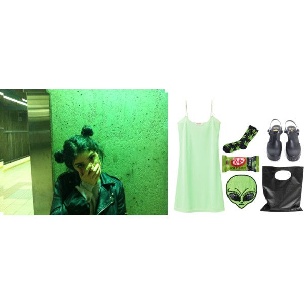 """tacky"" by sophiejthomas on Polyvore"