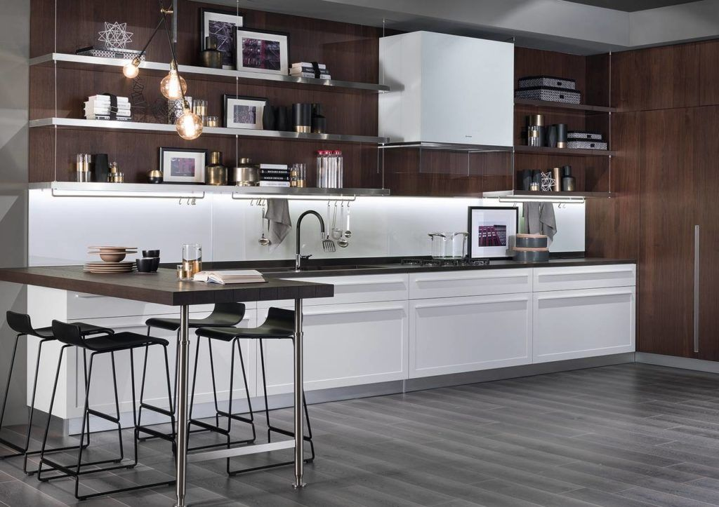 Materiali high tech in cucina | lartdevivre - arredamento online