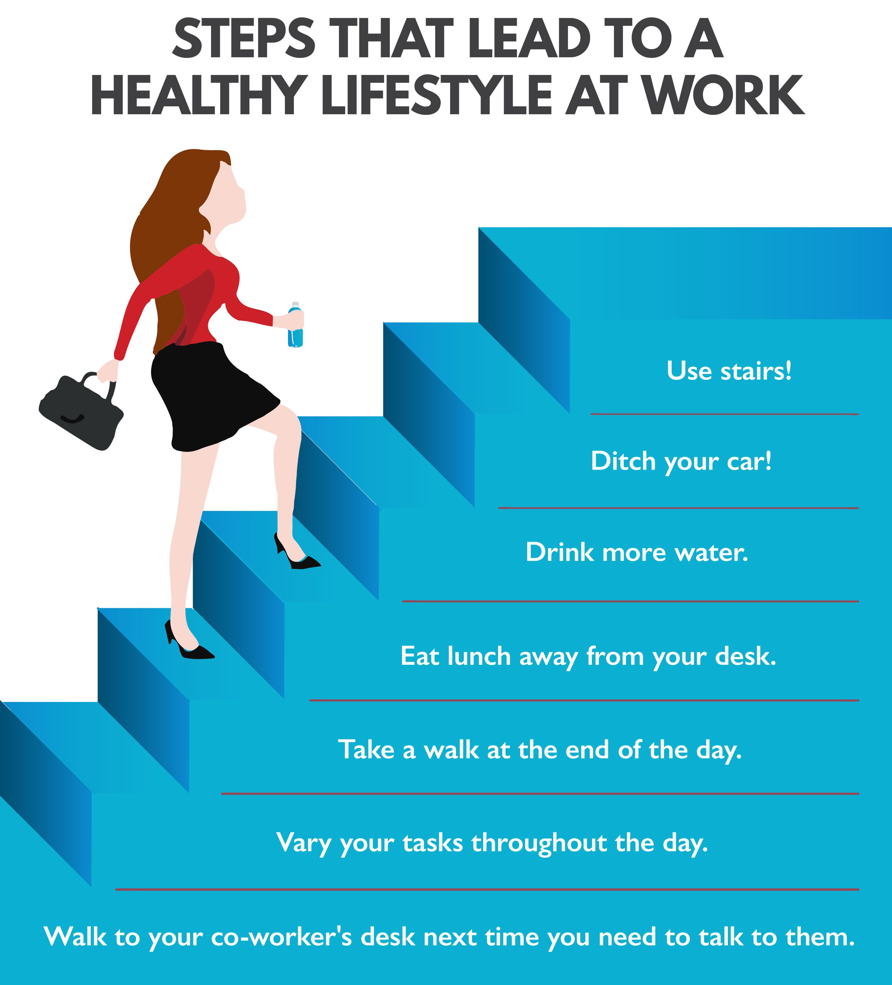 Sedentary Lifestyle: Do You Find Yourself Sitting All Day At Work? Your