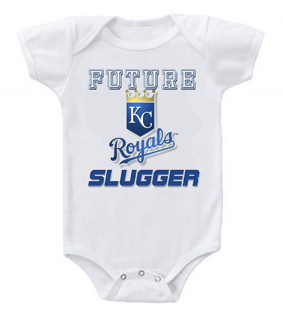 New Cute Funny Baby One Piece Bodysuit Baseball Future Slugger Mlb
